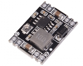 DC to DC Adjustable Step Down Module Buck Converter Power Supply Module Voltage Regulator DC 4.8-26V to DC 0.8-20V 3A