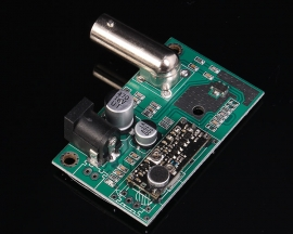 FM Receiving Receiver Module High Power 1W DC 7.6V 70-125MHz For Electronic Parts