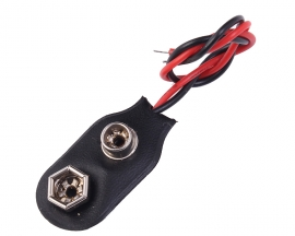 9V Battery Connector Battery Clip Wire Lead DIY Tool