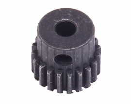 20T Metal Gear Spindle 3mm Hole 0.5M Modulus For 775 Motor