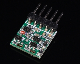 2-Channel Motor Driver Module KY005B 2bit Output Low Level Trigger 2-25V 15x14mm
