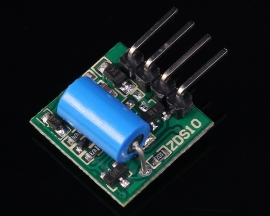 ZDS10 Vibration Switch Module Delay Adjustable 3V-18V 1.5A For Relay Driving