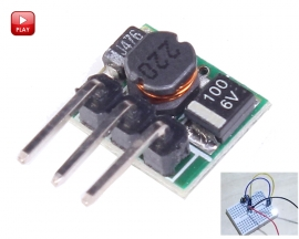 BL8530/BL8531 DC to DC Step Up Boost Converter Board Power Supply Module DC 0.8V-5V to DC 5V