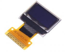 "Blue 0.49in OLED Display Module 64x32 0.49"" Screen for Arduino AVR STM32"