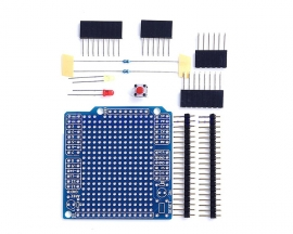 DIY Kit Expansion Board Welding Components DIY Shield for Arduino