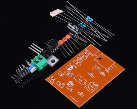 555 Pulse Width Modulator Speed Regulator Suite Electronic Parts DIY Kits