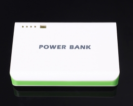 Charger Circuit Board Mobile Power Bank with Protective Box for 4pcs 18650 Battery Charger Step Up Converter Power Supply Module