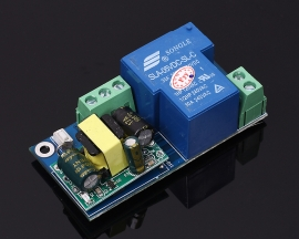 High Power Wifi Relay Switch Module Inching Mode AC 220V 6.8x3.3x2.6cm For Remote Control