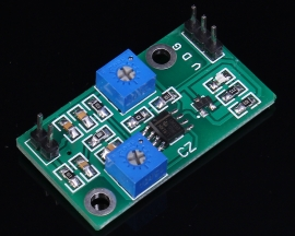 Voltage Comparator Module LM393 Comparator Module High Level Output 4.5-28V