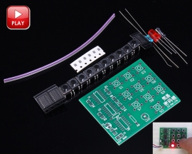 DIY Kits Multi-Functional Coded Lock Suite Password Lock Module Electronic Circuit Training Parts