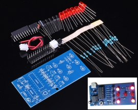 LED Electronic Dice Suite 4.5-6V For DIY Kits Electronic Training