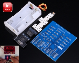 DIY Kits SMT Full SMD Multi-Channel Waveform Generator Suite for Soldering Testing Electronic Training
