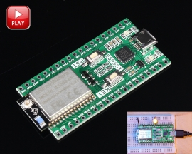 ESP32-T WiFi IOT ESP32 Module Development Board Module Suite ESP32-Bit Wireless WiFi Module