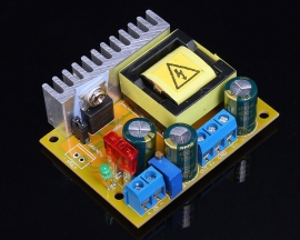 DC-DC +/-45-390V Step Up Module Boost Buck Converter Constant Current Adjustable Power Supply