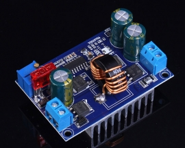 DC-DC Automatic Step-Up/Down Boost Buck Converter Module 5-32V To 1.25-20V For Driving LED