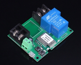 Wifi Remote High Power Relay Module 5V 30A For Remote Control Switch