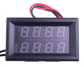 "-20~100℃ Digital Celsius Thermometer Temperature Measure Detector Meter 0.56"" Red LED Panel with NTC Waterproof Temp Probe"