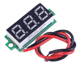 0.28 Inch Red LED Display Module for DS18B20 Digital Thermometer -55~125 Celsius