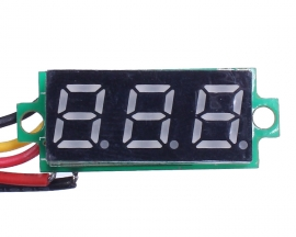 0.28 Inch DS 18B20 Digital Thermometer Red LED Display Module Temperature Sensor