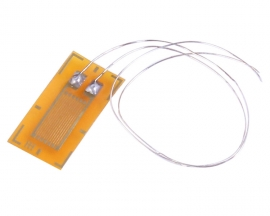 BX120-3AA High Precision Resistance Strain Gauge Full-Bridge Strainmeter for Pressure Sensor Load Cell