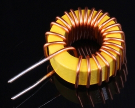 22uH 3A 13x5mm Toroid Core Inductor Wire Wind Wound For lm2596