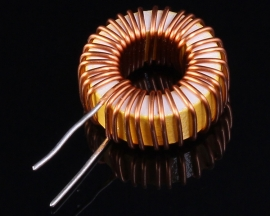 47uH 3A 13x5mm Toroid Core Inductor Wire Wind Wound For lm2596