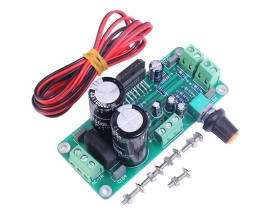 LM4766TF Dual Track Amplifier Board Module 2*40W Output For Driving 4-8 ohm Loudspeaker