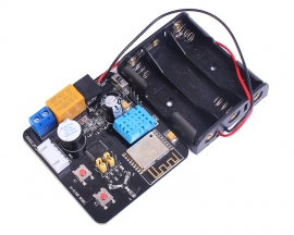 ESP8266 Cloud Function Test Board Black Board T5 For Arduino 802.11b MCU
