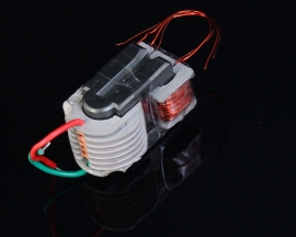 15kV High Frequency Inverter High Voltage Generator Boost Step-Up Module 29x24x18mm