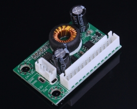 Power Voltage Regulator Step-Down Buck Module 12V To 12V/5V 6bit Output