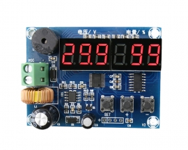 XH-M241 DC Voltage Electricity Quantity Display Module Indicator 7-80V 64x48mm
