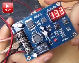 Charger Module - Arduino, Robotics, Raspberry Pi, ESP8266, Learning