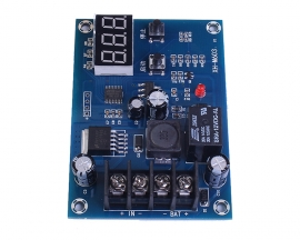 DC 12V-24V Voltage Detection Charging Discharge Monitor Relay Switch Battery Charging Control Battery Protection Board Module
