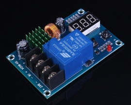 XH-M604 Charge Control Module DC 6-60V Battery Protection Board Controller for Lithium/Lead-acid Battery