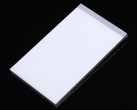 White Backlight LED 3.0V 30mA 52.5x27.0x1.8mm for GDC130 LCD