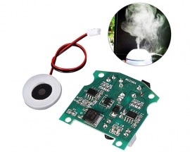 20mm Ultrasonic Mist Maker Fogger Ceramic Discs with Power Driver Board for Desktop Mini Humidifier