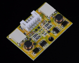 CA-122 Double LED Step-Down Constant Current Driving Board Module 9.6V Output