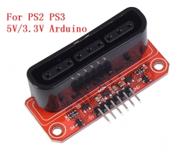 Wireless Joypad Pinboard Adapter Board For PS2 PS3 5V/3.3V Arduino
