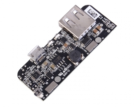5V 1A Step-Up Boost Module Lithium Battery Charge Discharge Protection Board Double USB Interface