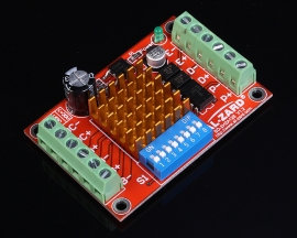 2A Two-Phase Stepper Motor Driver Module SD-2H2A128 9-30V 512KHz