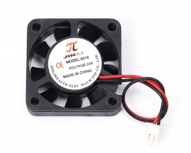 24V Double-Wired A Type Interface Silent Fan Cooling Fan 40x10mm For PC Laptop