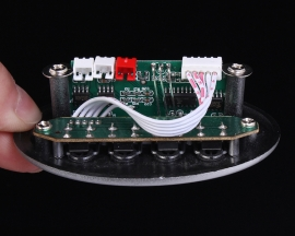 5V 2x3W Stereo Power Amplifier MP3 Decoder Board For DIY Sound Box