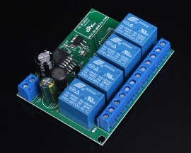 4-Channel BLE Bluetooth 4.1 Module 6-24V 10A Support Iphone Android