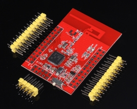 CC2640F128 Core Board Bluetooth 4.1 BLE Module Support SWD JTAG Debugging