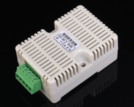 Temperature Humidity Acquisition Module Transducer RS485 Modbus Communication