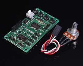 Driver Board Module 6-30V For DIY 2-Phase 4-Wire 4-Phase 5-Wire Stepper Motor