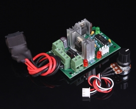 DC motor Speed Control Board Controller Positive/Negative Rotate DC 5-30V 120W 2.5A