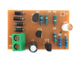 Touch Delay Switch Module DIY Kit Smart Switch for Light Control