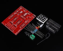 Countdown Circuit Module DIY Kit 2Bit 24Second for Basketball Game