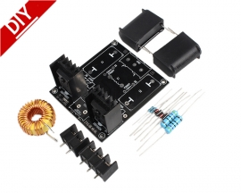 DIY Kit ZVS Driving Step-Up High Voltage Generator Driving Board DC 12-30V For Induction Heating